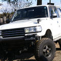 ZZYZX OX + TOYOTA Land Cruiser 80
