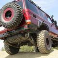 Desert Racer Beadlock +  Land Cruiser 70 TOYOTA
