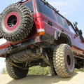 Desert Racer Beadlock + TOYOTA Land Cruiser 70 TOYOTA