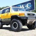 Desert Racer Beadlock + TOYOTA FJ Cruiser