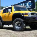 D-Force forged + TOYOTA FJ Cruiser