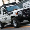 D-Force forged + TOYOTA Land Cruiser 70