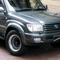 D-Force AKRO + TOYOTA Land Cruiser 100