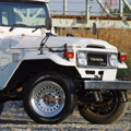 D-Force AKRO + TOYOTA Land Cruiser 40