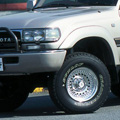 D-Force AKRO + TOYOTA Land Cruiser 80
