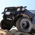 Offroader Baja + TOYOTA Land Cruiser 70