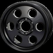 RFW RF04 : Semi Gloss Black