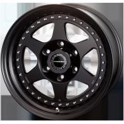 JF-6 : Semi Gloss Black
