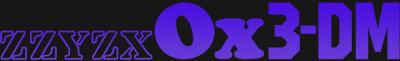 OX3 DM